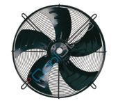 Axial sucking fan MaEr 500mm 230V