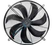 Axial suction fan Olvent 800mm 400V