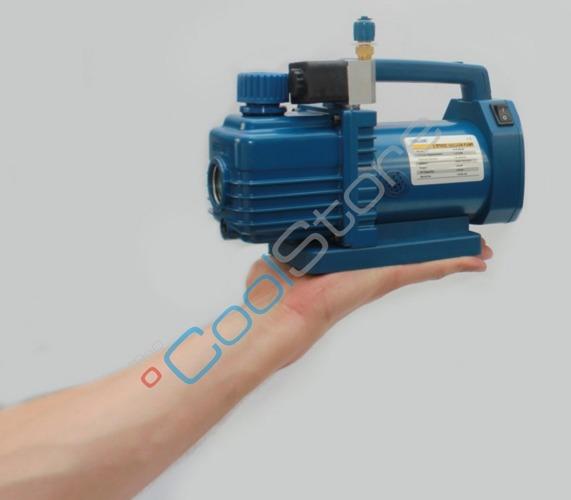 Vacuum pump CFM, does it matter?