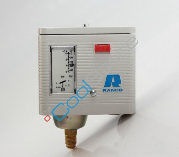 Single Pressure Switch Ranco 016 H 6705 Nc R