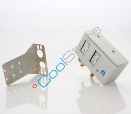 Dual Pressure Switch Ranco 017 H4758 Nc Wc A
